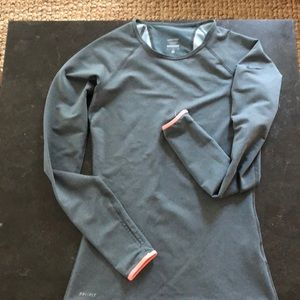 Nike Pro dry fit long sleeve sz S
